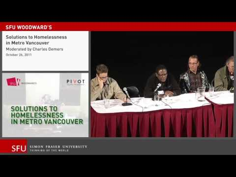 Solutions to Homelessness in Metro Vancouver