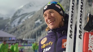 #ANT18 Bescond Happy with Clean Shooting in Sprint