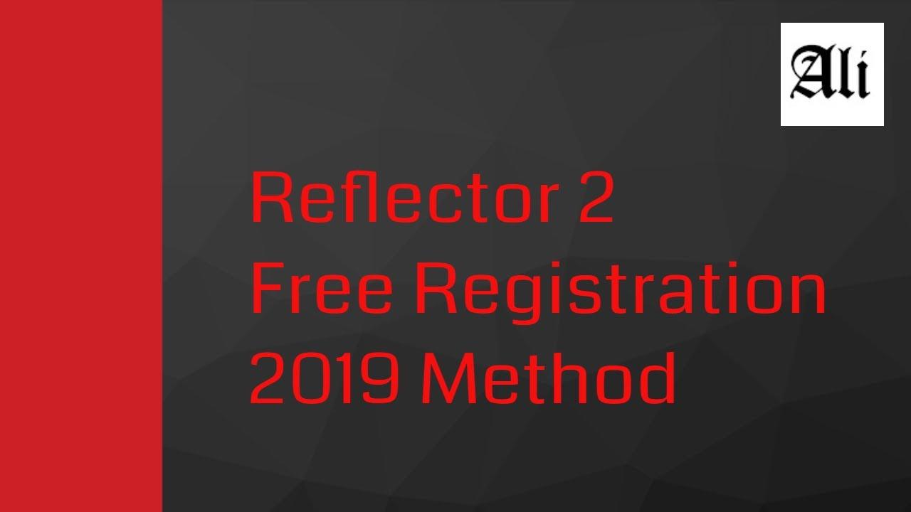 Reflector 2 free license key   Reflector 2 72 License Key +