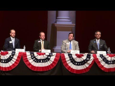 Georgia Secretary of State (R) Candidates Debate 04/09/18