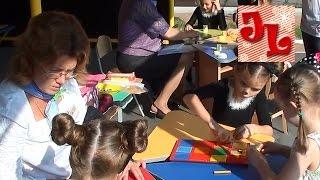 Логика для детей малышей развивалки мышления 4 5 6 лет Урок в частном садике Киев logic for kids