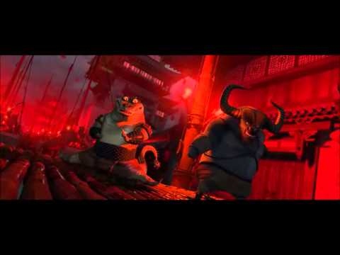 Kung Fu Panda 2 ( Kung Fu Fighting ) Müzik Videosu