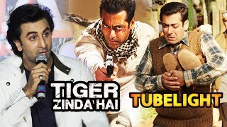 Ranbir PRAISES Salman's Tiger Zinda Hai, Tubelight Song Tinka Tinka Dil Mera GETS HUGE Response