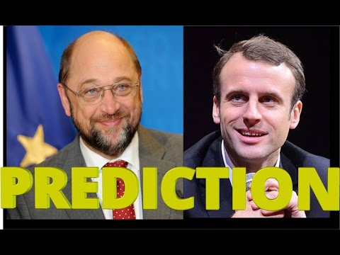Prophecy Update-Schulz& Macron -German- French Elections PREDICTION