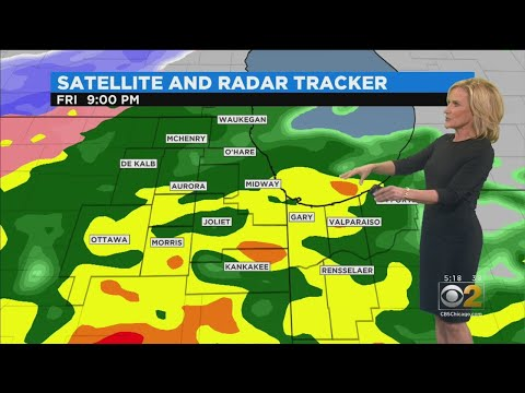 CBS 2 Weather Forecast (01-10-20)