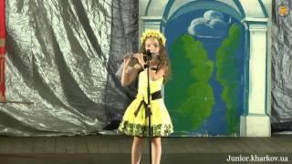 Городской конкурс красоты и таланта «Мисс Юность»(В киноконцертном зале «Украина» 23 мая, прошел VI Городской конкурс красоты и таланта «Мисс Юность». В конкур..., 2013-05-25T08:35:25.000Z)