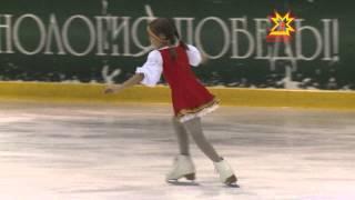 Первенство Чувашии по фигурному катанию на коньках