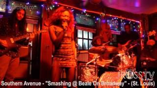 "James Ross @ Southern Avenue - ""Smashing At Beale On Broadway   www.Jross-tv.com"