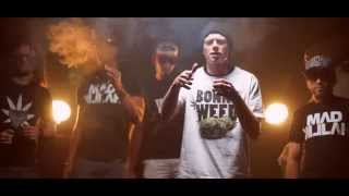 NATTI AMANIA feat ALL & MAD KILLAH - BONNE WEED