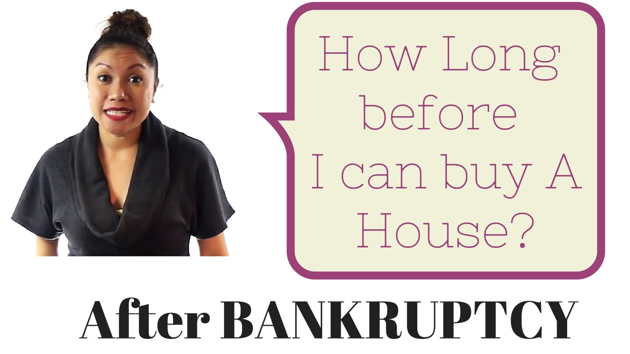 How to Buy a House when Bankrupt