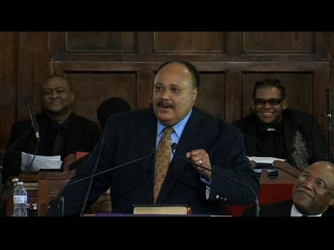 Martin Luther King III: Don