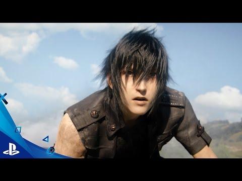 'OMEN' - Nuevo Tráiler de Final Fantasy XV