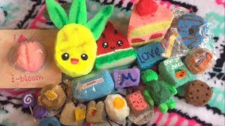 HOMEMADE SQUISHY COLLECTION!