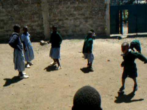 KENYA (AFRICA) - At Children's Center contd