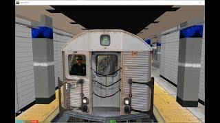 OpenBVE Fiction: P Train To LaGuardia Airport Delta Terminal