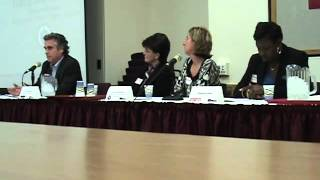 2011 Sport Management Career Fair: Marketing Panel Part 2/5