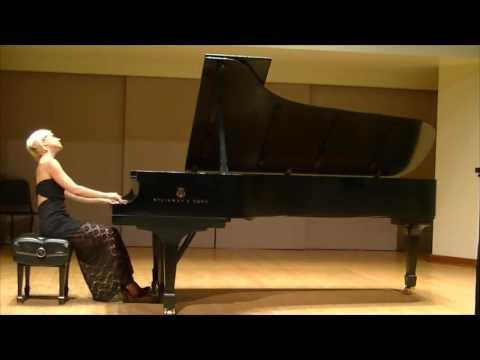 J. S. Bach: Partita No. 1in B - flat Major, BWV 825.