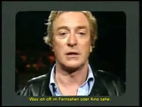 Michael Caine - Listen and React!