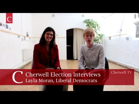 Lib Dem Layla Moran on tuition fees and forming a