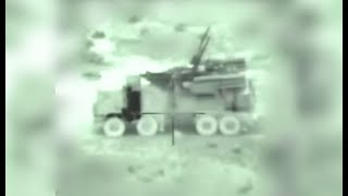 Israeli air force destroyed another Pantsir SAM in Damascus. 21.01.2019