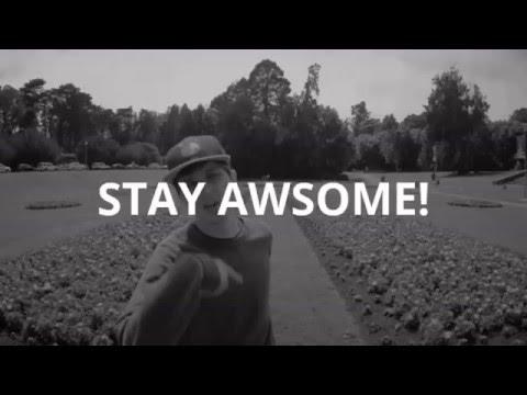 Lyrics Video: Watsky - IDGAF