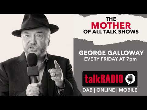 George Galloway and Peter Hitchens talk about Syria