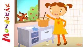 Ciróka, maróka | Gyerekdalok és mondókák, rajzfilm gyerekeknek
