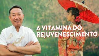 Ácido Fólico Atualizado!  Uma Vitamina de Rejuvenescimento!