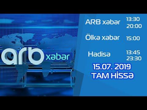 ARB Xeber - 15.07.2019 - ARB TV
