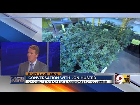 This Week in Cincinnati: Jon Husted on Trump, infrastructure and medical marijuana