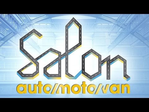 Salon auto moto de Bruxelles 2017
