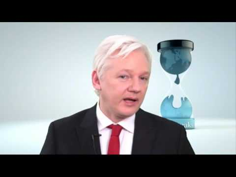 Julian Assange WikiLeaks Press Conference On on Vault 7 CIA Hacking 3/9/2017