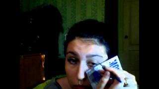 Уроки экстремального макияжа(Макияж для выпускного вечера) Урок #2