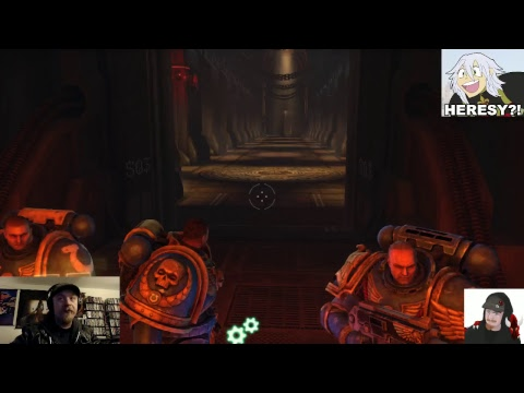 Let's Play:  Warhammer 40,000 Space Marine Episode 1