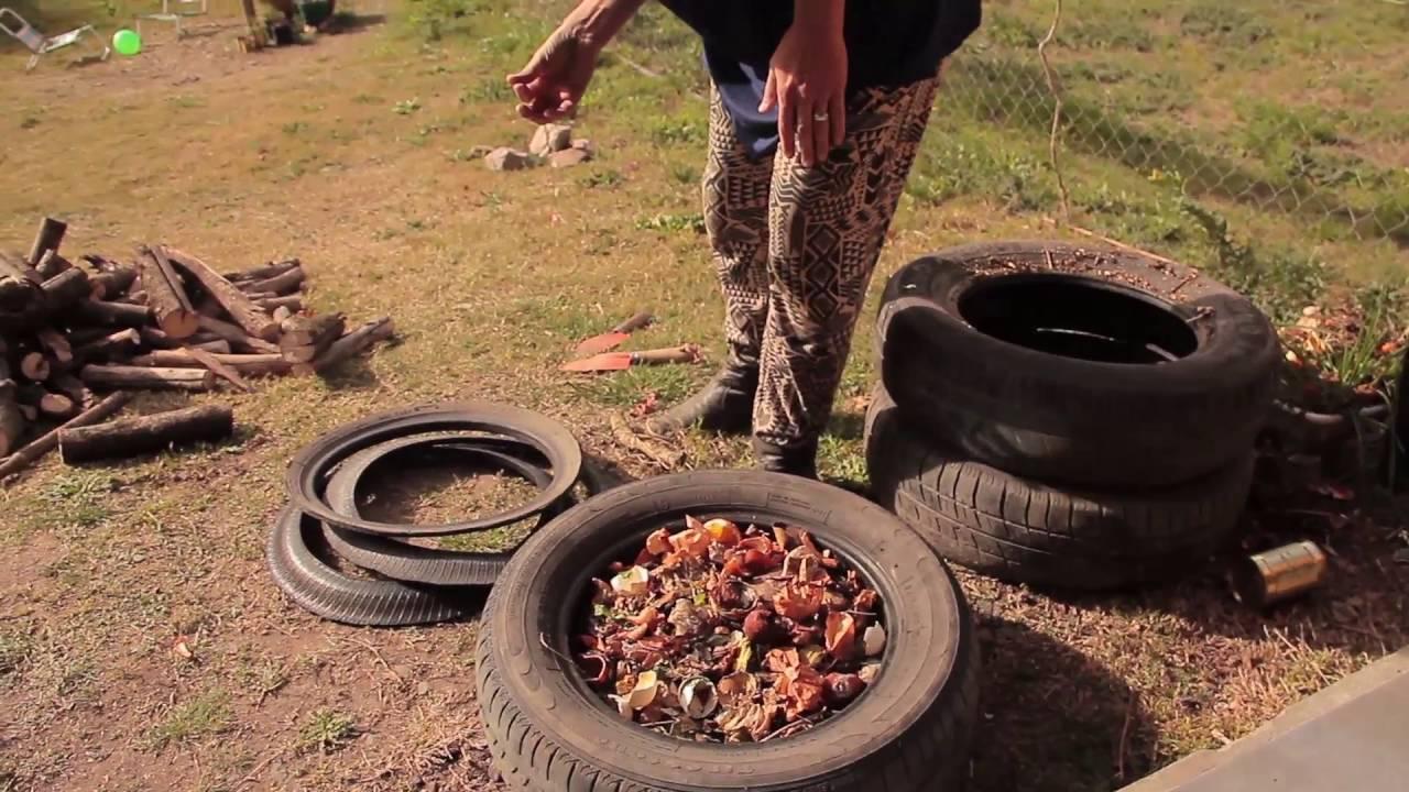 C mo hacer compost en casa youtube - Como hacer compost en casa ...