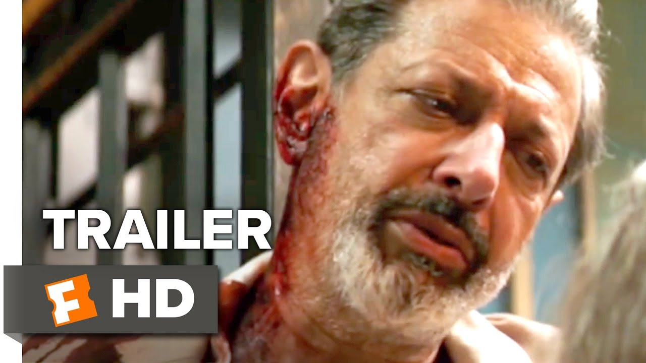 Hotel Artemis Trailer (2018) | 'Character' | Movieclips Trailers