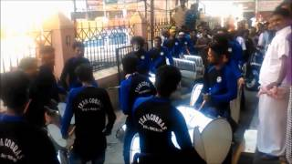 Nasik Dhol-Indian Rhythm-Pattern 1,2,3 full video-Sreethaalam
