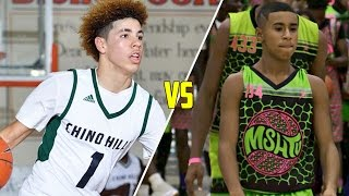 LAMELO BALL VS JULIAN NEWMAN IN A SHOOTING COMPETITION! WHO IS THE BETTER SHOOTER? NBA 2K17 GAMEPLAY