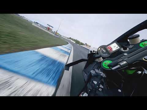 Test Ride Kawasaki Ninja H2R At Phillip Island Circuit