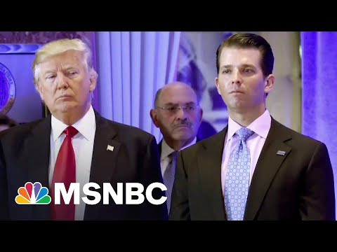 NYT: Trump CFO's Personal Tax Returns Obtained By Prosecutors