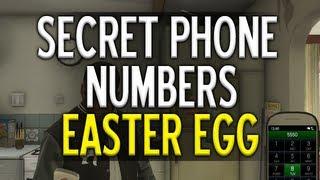 """GTA 5 - Secret Phone Numbers & Calls"" Easter Egg! (GTA V)"