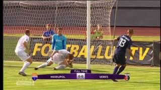 """Маріуполь"" - ""Верес"" - 0:0 (16/07/2017 | HIGHLIGHTS | відео телеканалу ""Футбол 1"")"