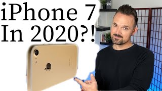 "Apple iPhone 7 In 2020: ""5 Reasons"" It's Still Worth It"