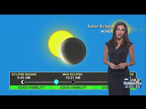 Danielle Gersh's Weather Forecast (Aug. 19)