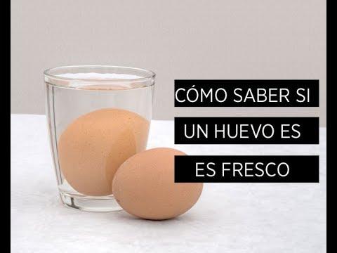 Trucos Para Saber Si Un Huevo Está En Buen Estado Women S Health España Youtube