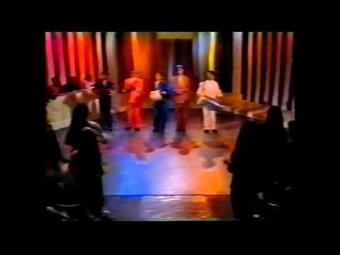 Grupo Casa Nossa - Programa Raul Gil - 1993