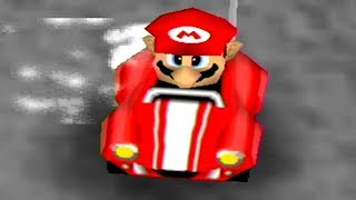 Mario Party 2 - Special Minigame - Driver's Ed (All Courses)