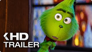 DER GRINCH Clips & Trailer German Deutsch (2018)