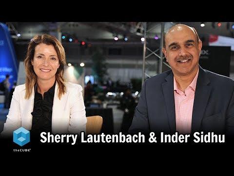 Sherry Lautenbach & Inder Sidhu, Nutanix | Nutanix  NEXT 2018