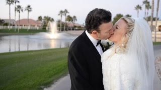 life's story studios | chandler wedding videographer | kim+brad wedding trailer